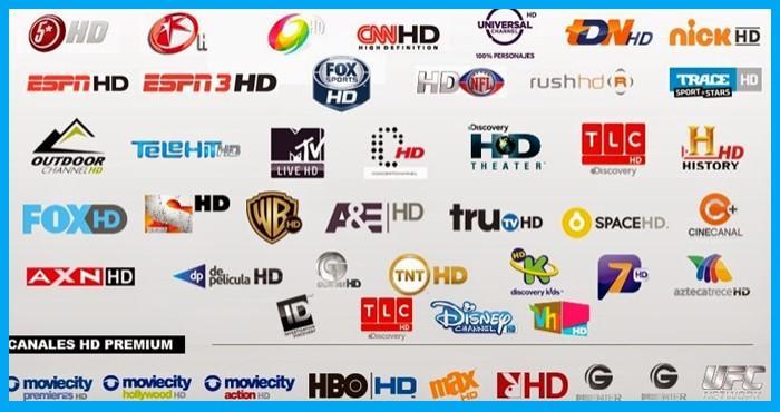 canales en español latino de IPTV Player Latino